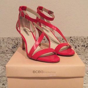BCBG Diego Heels